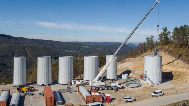 Greenalia construirá cuatro parques eólicos el próximo año