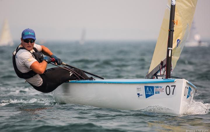El español Joan Cardona se lleva el bronce en el Europeo de la clase Finn
