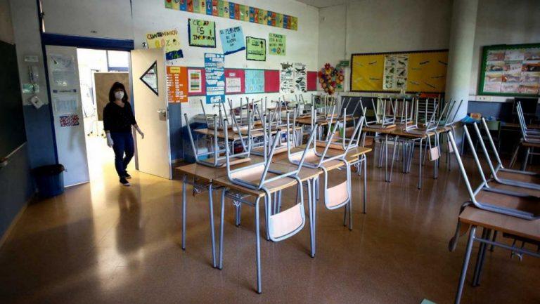 Cierran 5 aulas en Aragón por casos positivos de Covid19