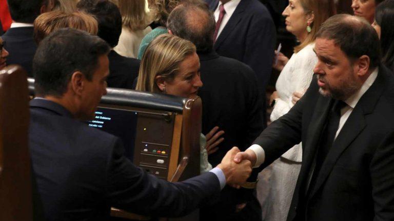 """El Gobierno, que reformará el delito de sedición, pide """"empatía"""" con la sociedad catalana"""