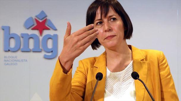 """Pontón advierte a Feijóo que """"de nada valen"""" los cambios de conselleiros si no hay """"nuevas políticas"""""""