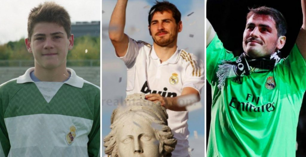 Real Madrid / Iker Casillas