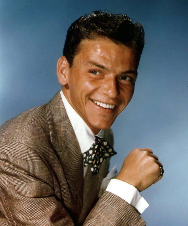 La época en que Frank Sinatra fue un espía