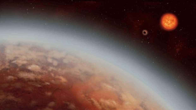 Nuevo método para detectar agua en nubes altas de exoplanetas