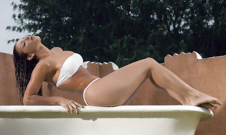 Las fotos más sexys de Andrea Salas, la que conquistó a Keylor Navas