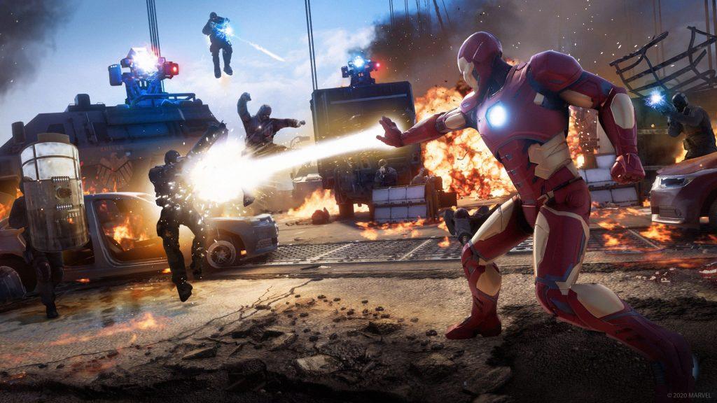 Marvel's Avengers análisis – La perfecta recreación del cómic de Los Vengadores