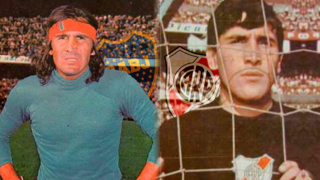 Boca Juniors y River
