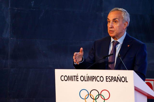 COE debate con las federaciones deportivas el protocolo para la vuelta a la competición