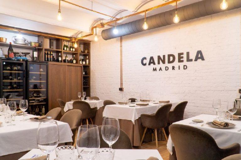 Candela Madrid, una cocina espectacular con productos selectos en el corazón de Chamartín