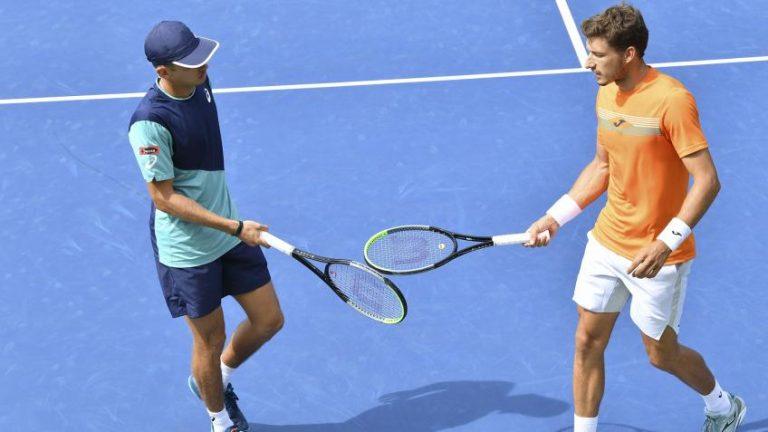 Pablo Carreño y Álex de Miñaur conquistan el torneo de dobles en Cincinnati