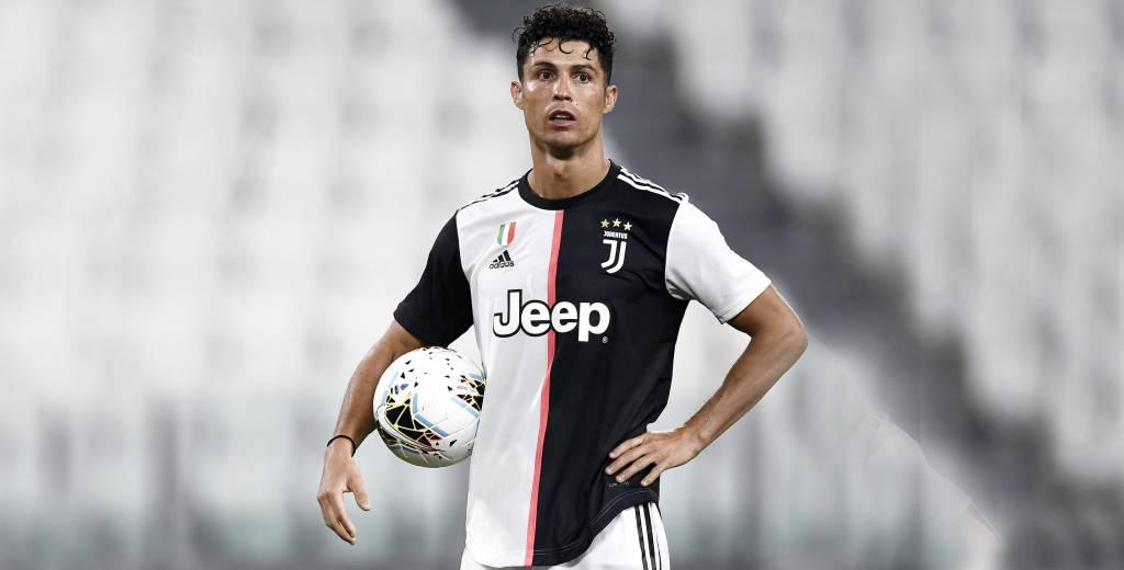 Cristiano Ronaldo / Juventus