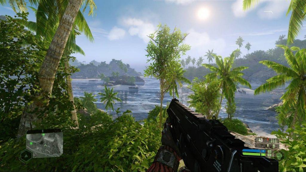 Crysis Remastered: una remasterización que tiene algunos defectos