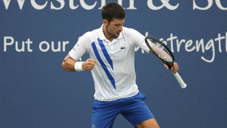 Djokovic iguala a Nadal con 35 Masters 1000 tras adjudicarse Cincinnati