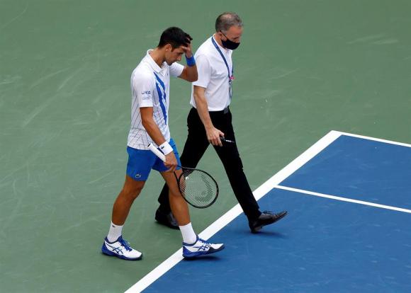Novak Djokovic, destrozado: el drama que le salpica