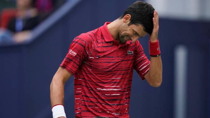 La cruel historia que demuestra que Djokovic es un mentiroso