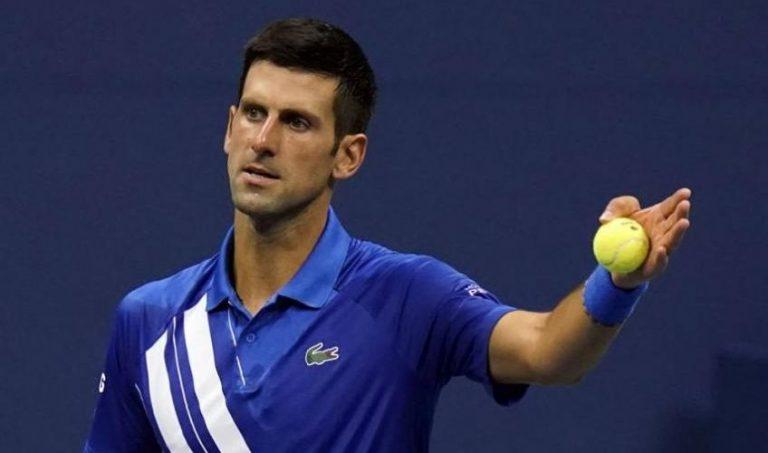 Tenistas que pueden destrozar a Djokovic en el US Open