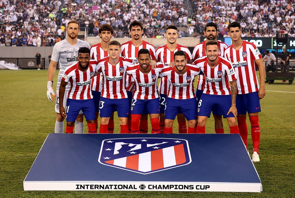 Previa del Atlético de Madrid – Granada