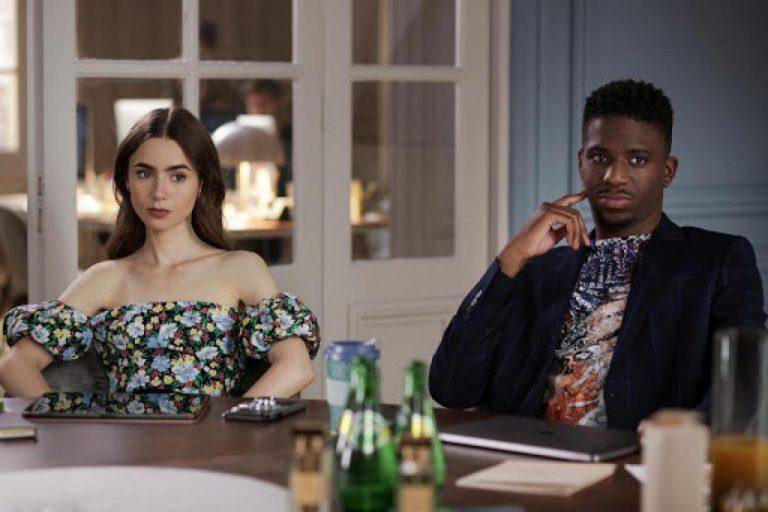 """""""Emily in Paris"""", la nueva serie de Lilly Collins: Cuándo se estrena en Netflix y qué te vas a encontrar"""