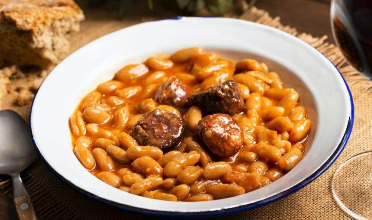 La receta definitiva para hacer una fabada asturiana