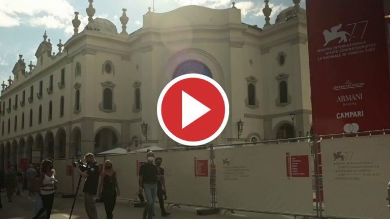 El Festival de Cine de Venecia abre sus puertas