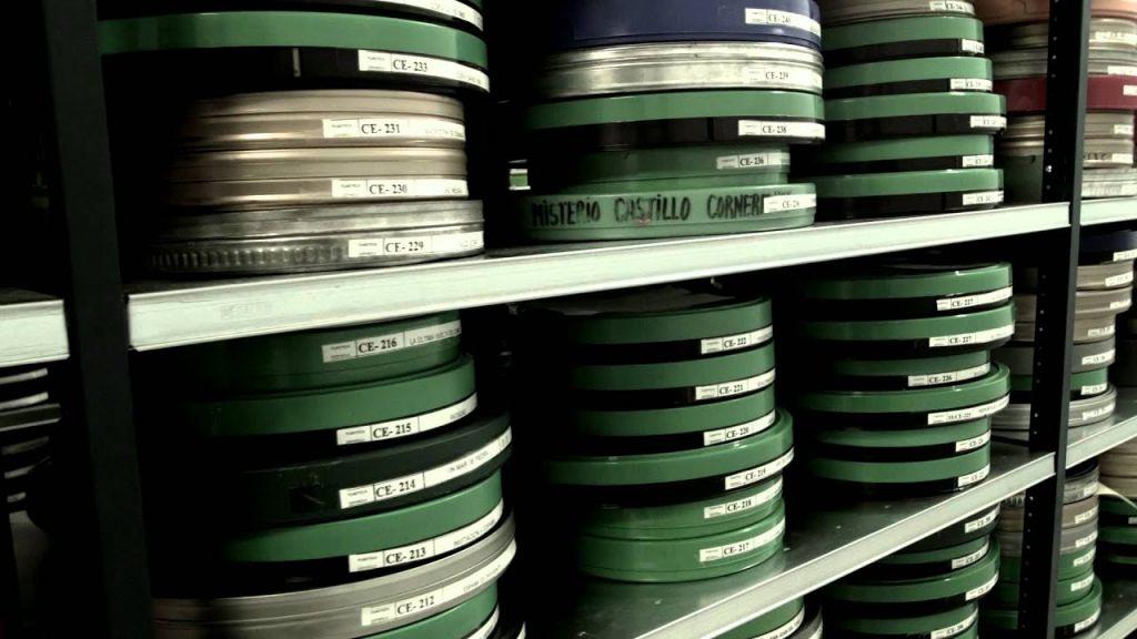 Filmoteca recupera el color original de 'Pontevedra', cuna de Colón