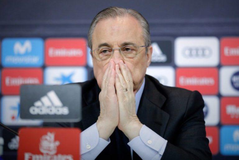 El gran error que cometió Florentino Pérez en el Madrid