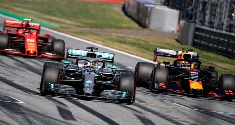 Fórmula 1 temporada 2020