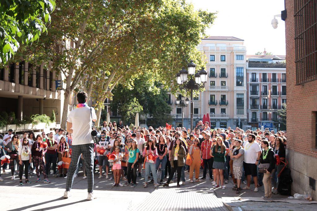Gymkana en Madrid