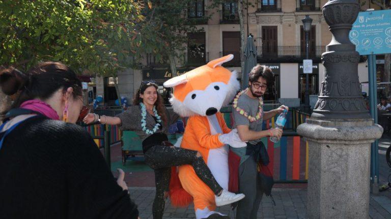 Foxkana Street Escape, la gymkana para conocer el centro de Madrid