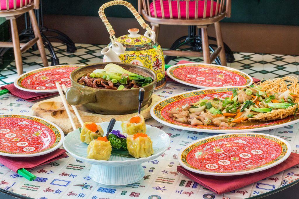 Restaurante cantonés