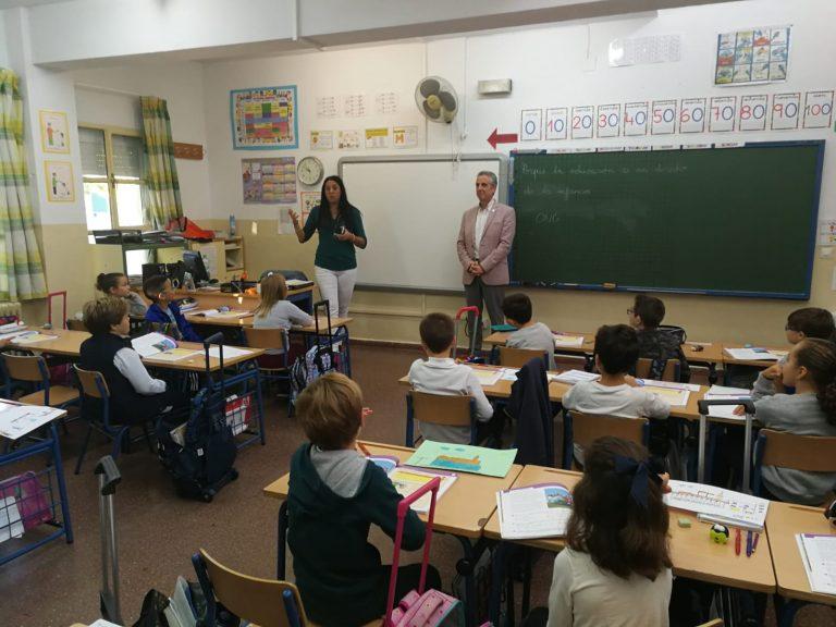 Las escuelas infantiles comienzan hoy el curso en Andalucía