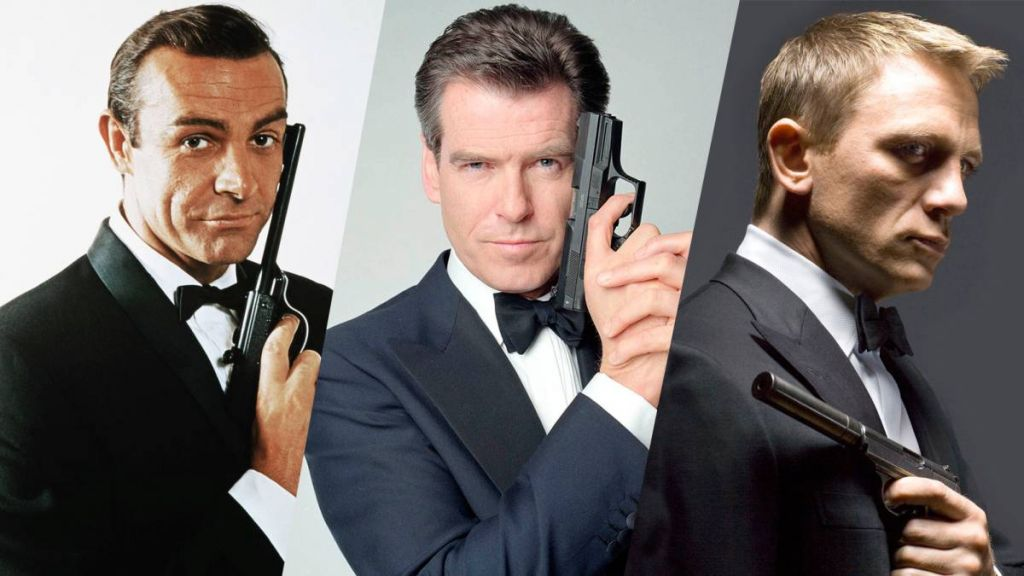Los actores que bordarían el papel de James Bond
