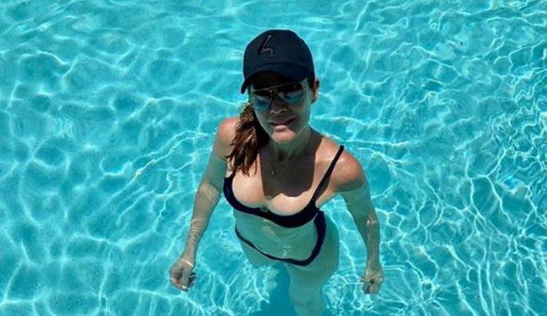 Jaydy Michel, la modelo de 'Los Serrano' que enamoró a Rafa Márquez