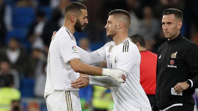Madrid / Jovic