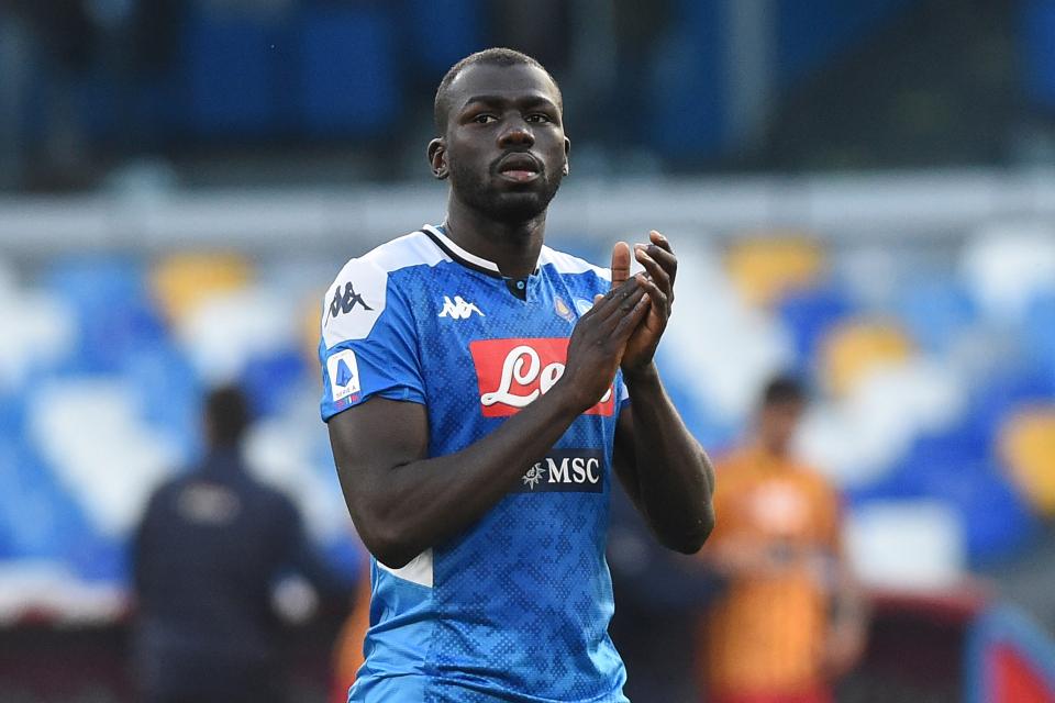 Kalidou Koulibaly / Guardiola