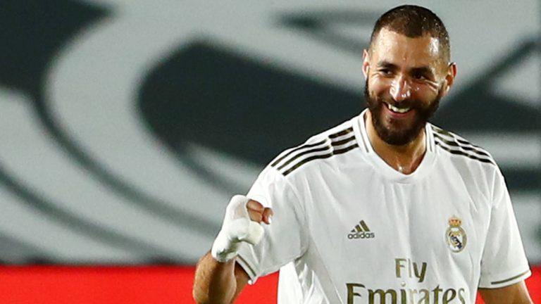 El Real Madrid vence con rotundidad y solvencia