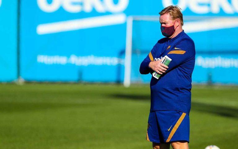 Koeman está condenado: los cinco entrenadores que suenan para relevarle en el Barcelona
