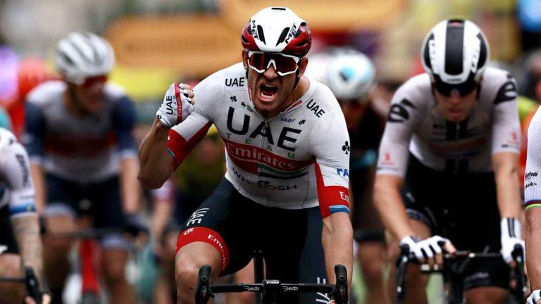 El noruego Kristoff gana en Niza en un estresante inicio del Tour