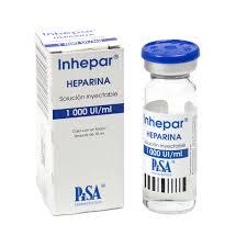¿Qué es la heparina, para qué se utiliza y cómo se administra?