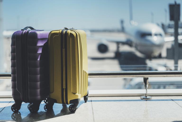 Cómo abrir una maleta si te has olvidado de la contraseña