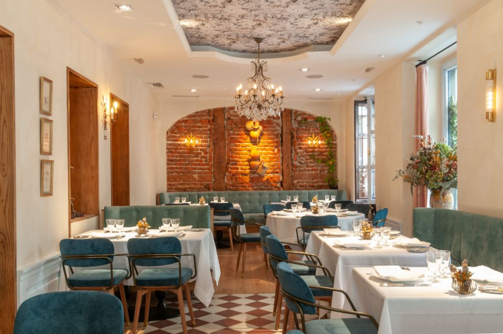Restaurante francés