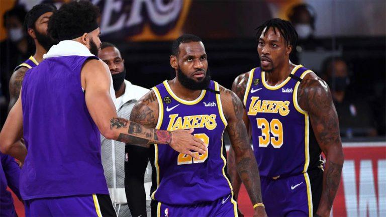 Lebron James, a un paso de hacer historia con Lakers