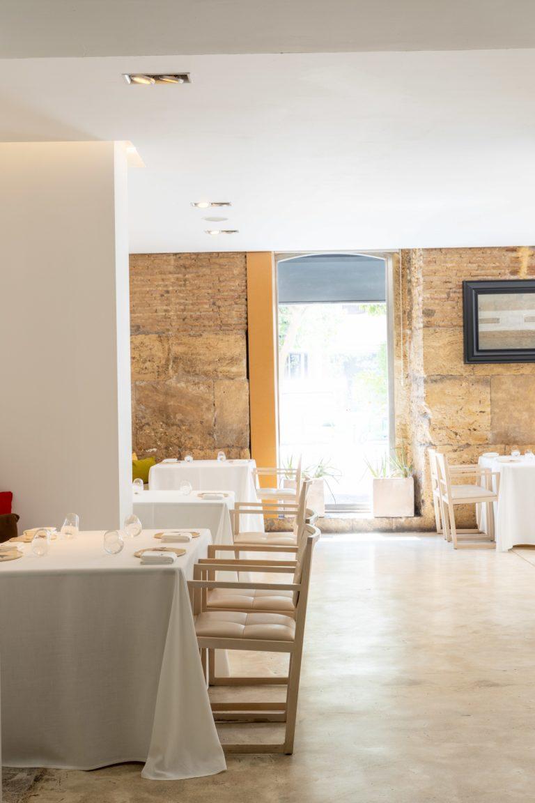 Lienzo, parada gastronómica ineludible en Valencia