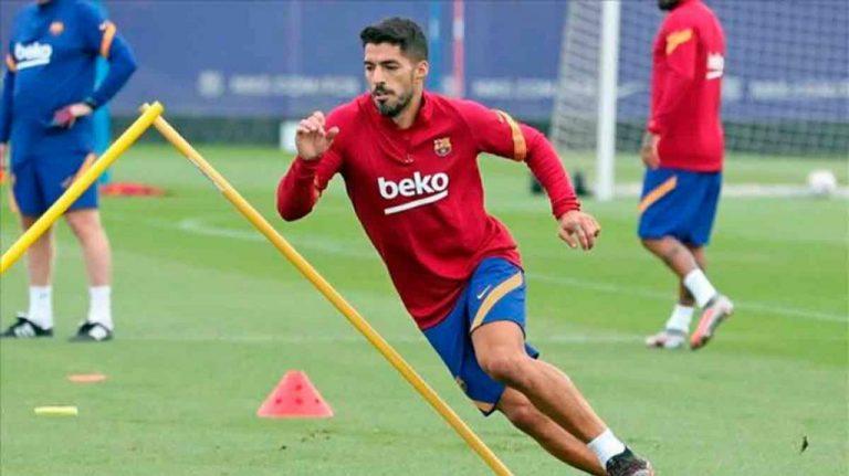 El único equipo al puede ir Luis Suárez si le destierran del Barcelona