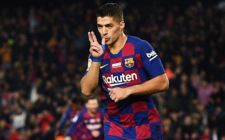 Los goles más bestias de Luis Suárez: así hizo olvidar a Eto'o