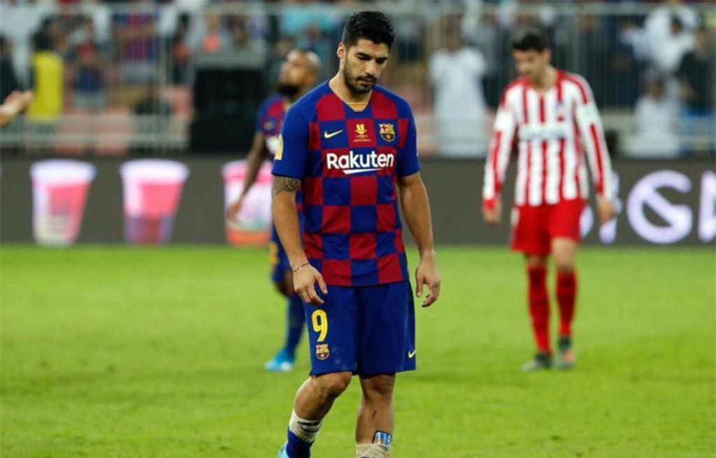 Barcelona / Luis Suárez