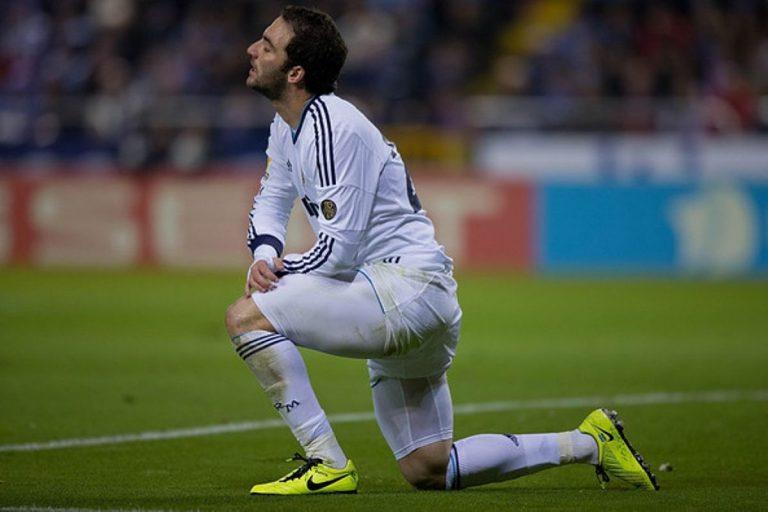 Los delanteros del Real Madrid que se han perdido en otros equipos