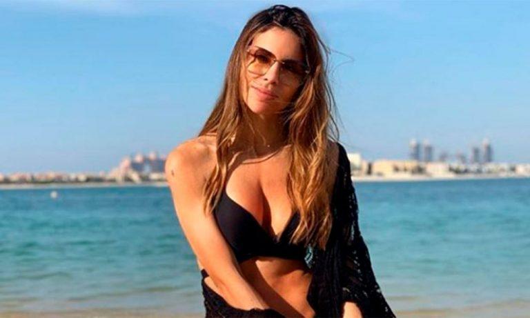 Así es Melissa Jiménez, la reportera española que conquistó a Marc Bartra