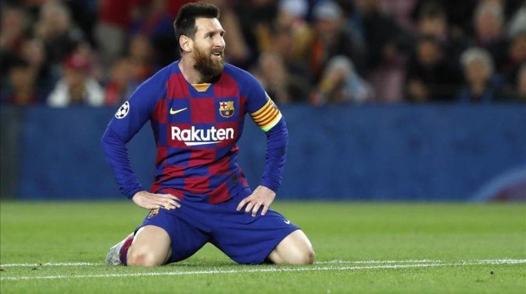 Messi no le aguanta y Koeman le aparta: adiós al Barcelona