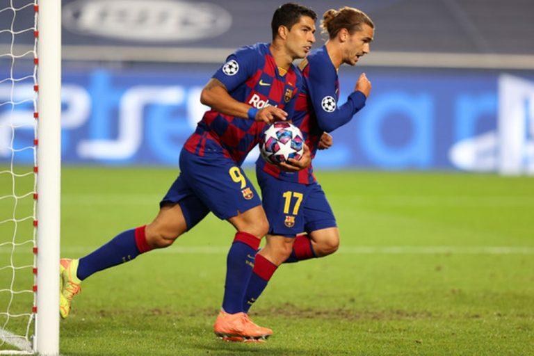Leo Messi ya sabe cuál será el destino de Luis Suárez